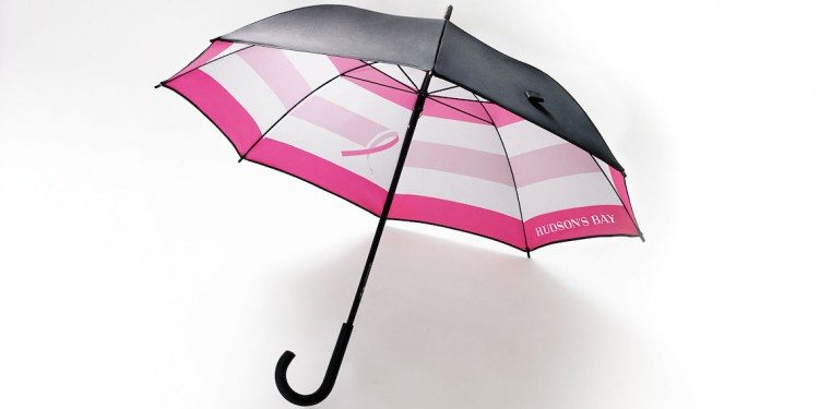 Hudson's Bay Limited Edition Umbrella