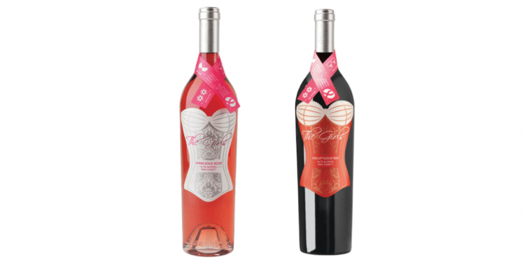 The Girl's Wine