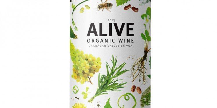 Summerhill Pyramid Winery – 2013 Alive Organic White ($19.95)