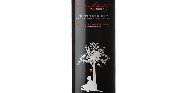 Serendipity Winery BC – 2010 Devil's Advocate ($24.90)
