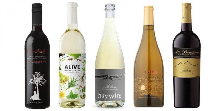 BC Wine Labels