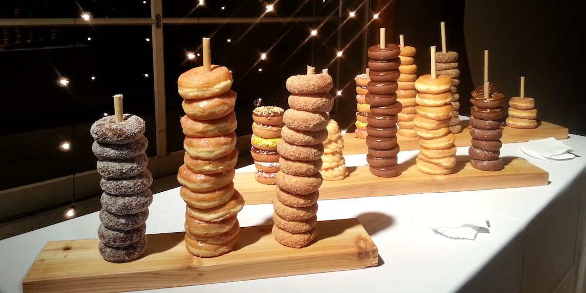 donuts from savoury chef