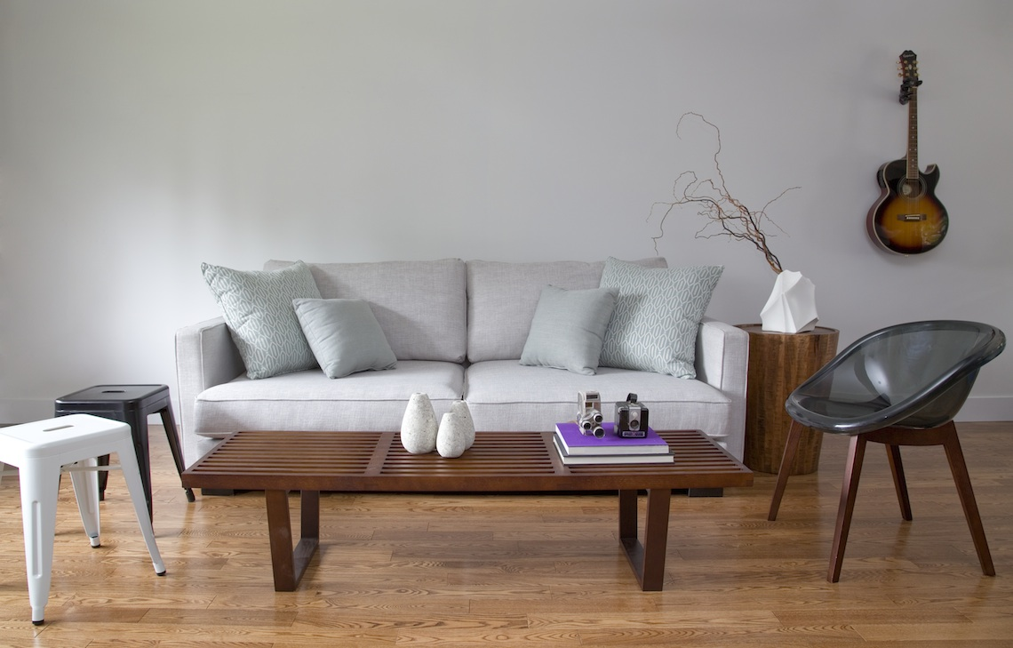 Contemporary furniture by van gogh designs modern mix vancouver