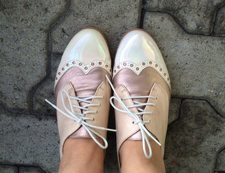 Ella Shoes Oxfords