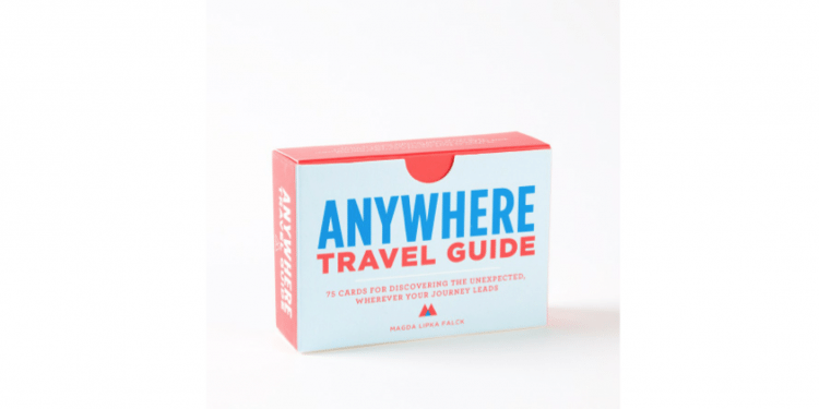 The Anywhere Travel Guide