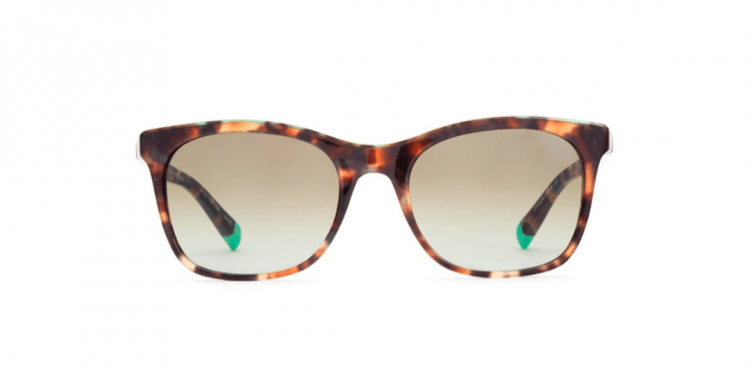 African Savannah Inspired Sunglasses from Etnia Barcelona