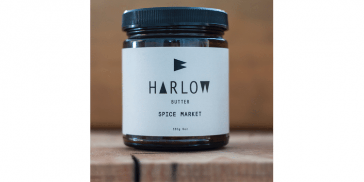 Moroccan Spice Market Body Butter from Harlow Skin Co