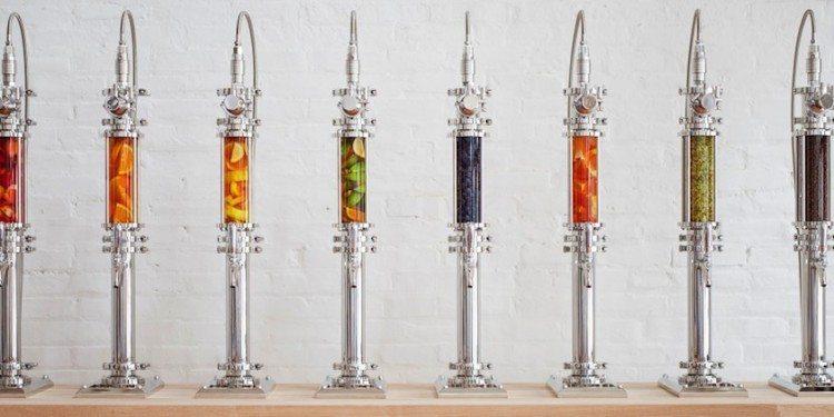 Beer Infuser Tower