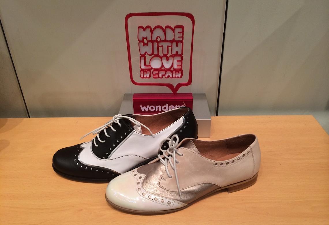 wonder footwear spain