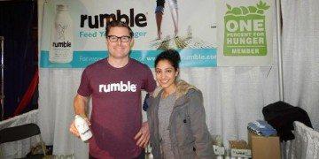 gluten free rumble