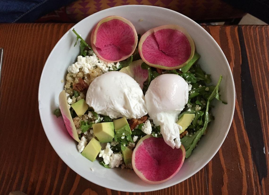 Health Nut Breakfast Bowl at The Belgard Kitchen