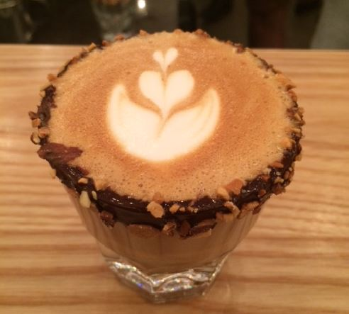 bump and grind coffee