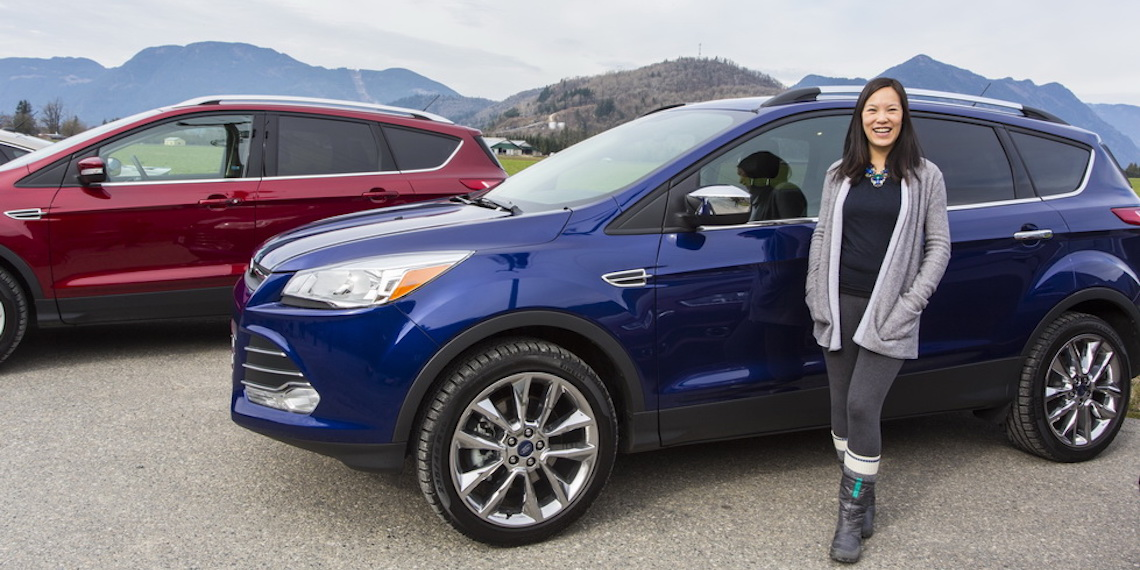 Ford Escape Agassiz