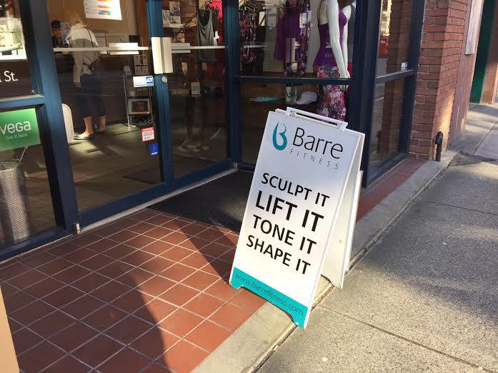 barre fitness yaletown