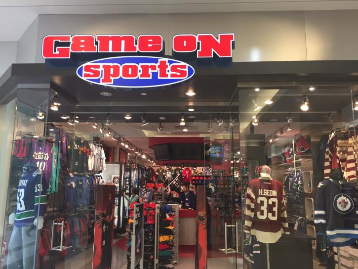 game on sports metrotown