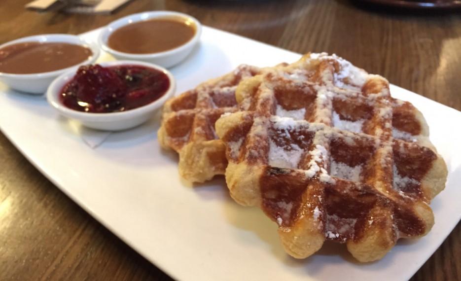 medina brunch waffles