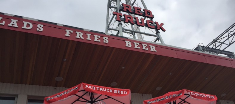 red truck beer vancouver 1