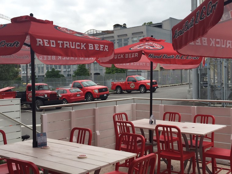 red truck beer vancouver 3