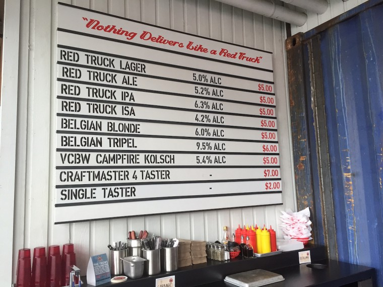 red truck beer vancouver 4