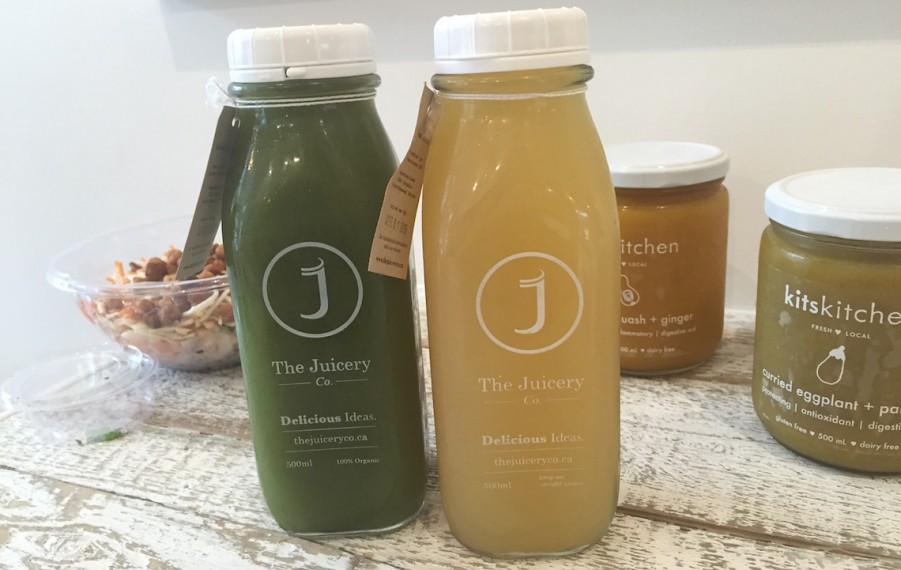the juicery co kitsilano juice