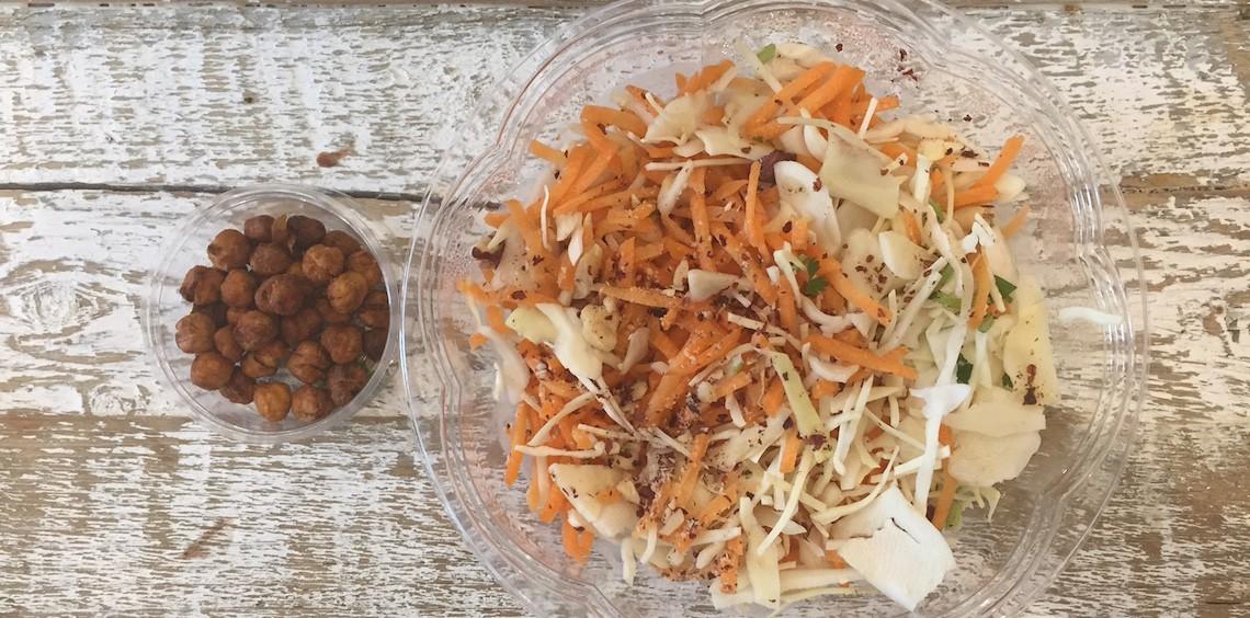 the juicery co kitsilano salad