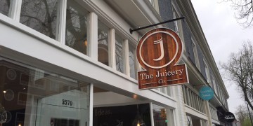 the juicery co kitsilano sign