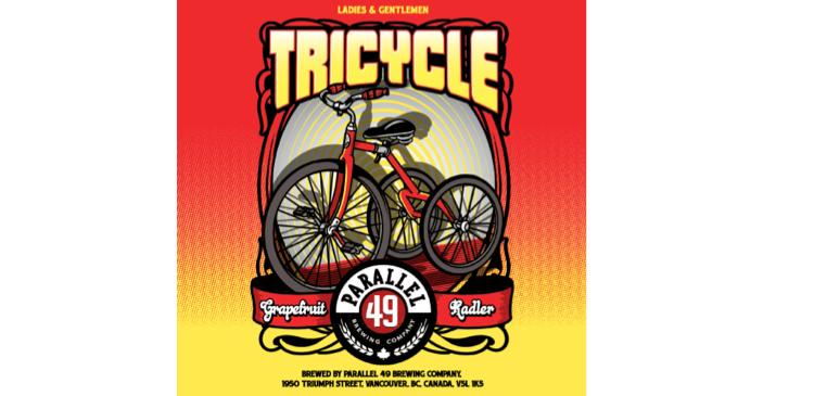 "Parallel 49 ""Tricycle"" (Grapefruit Radler)"