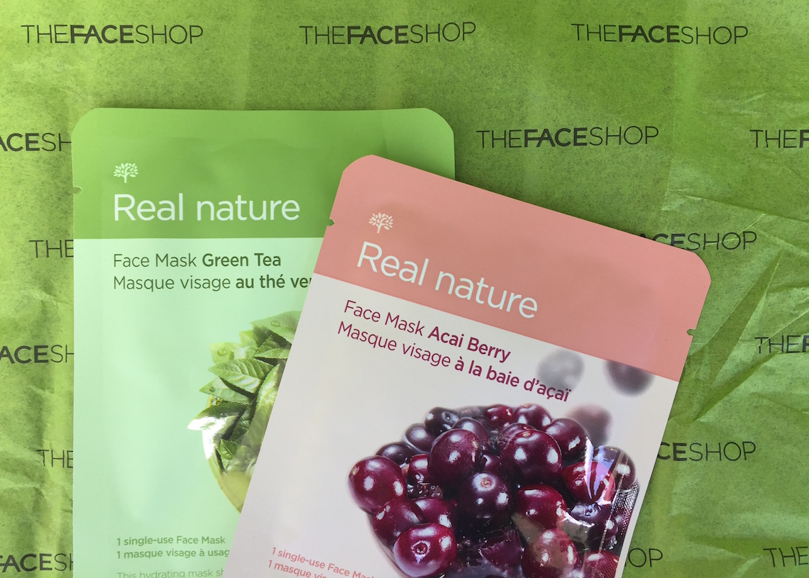 THEFACESHOP VANCOUVER Face Mask
