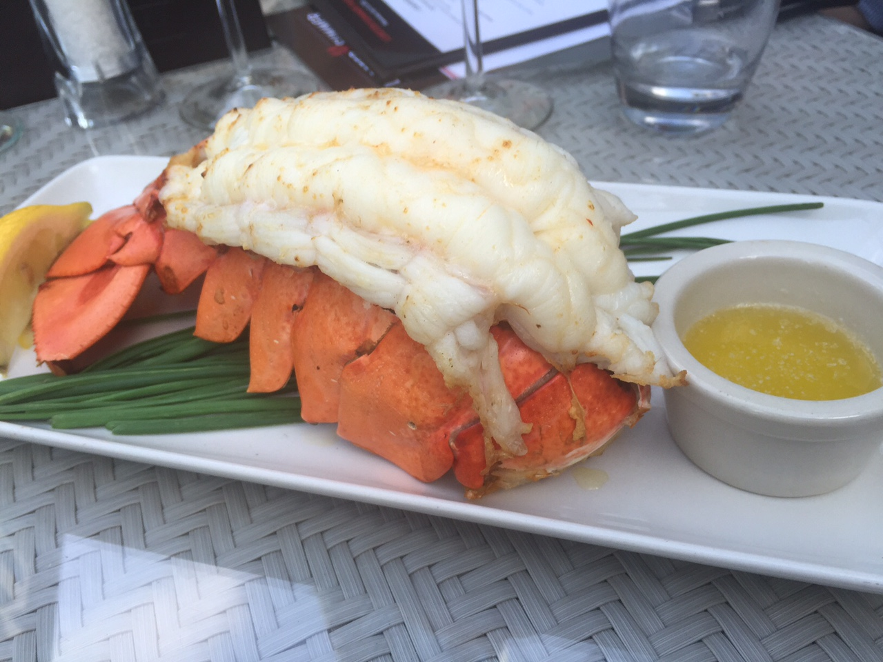 Tasting the new Summer Lobster Menu at The Keg Steakhouse
