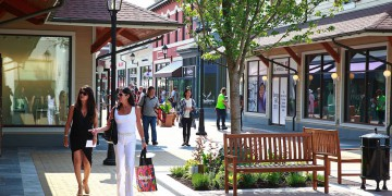 McArthurGlen YVR Look and Feel
