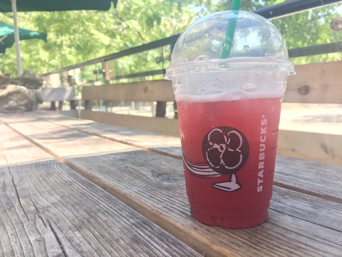 Starbucks Teavana Sparkling Tea Juice Passion Tango Pineapple