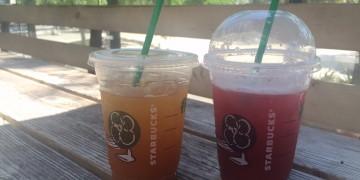 Starbucks Teavana Sparkling Tea Juice Vancouver