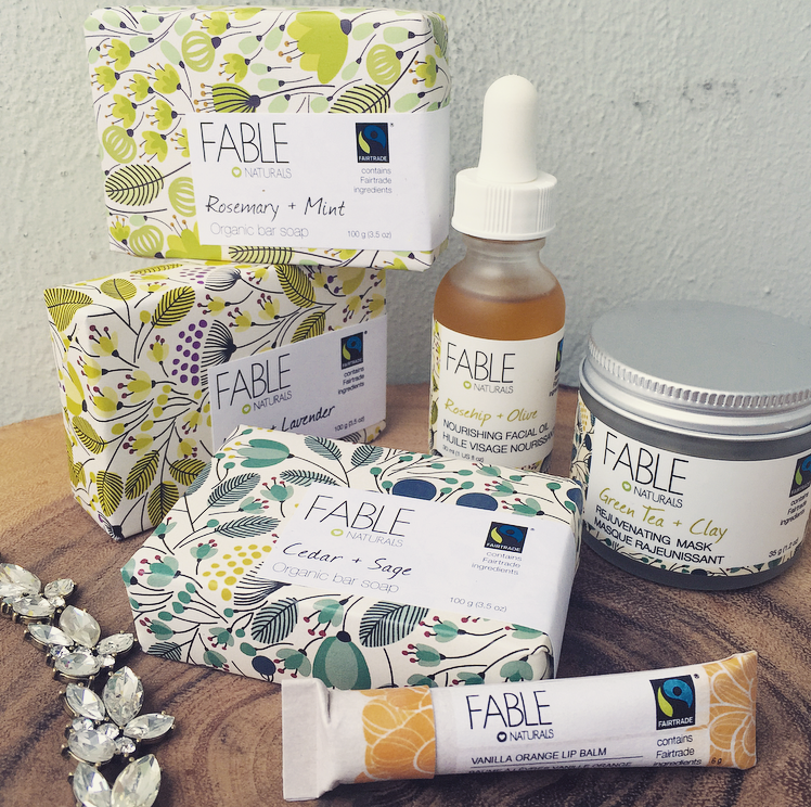 fable naturals product shot