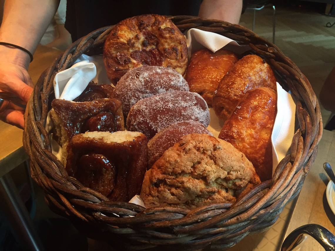 Baked Goods from L'Abattoir