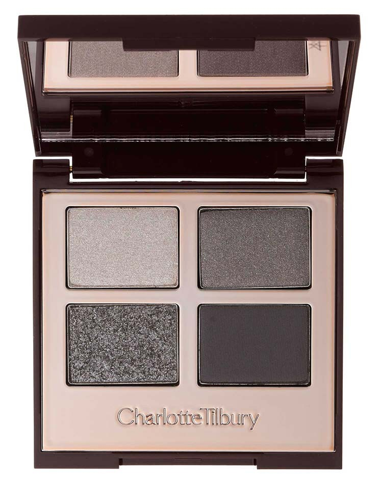 "Luxury Palette Colour-Coded Eyeshadow in ""The Rock Chick"" ($64)"