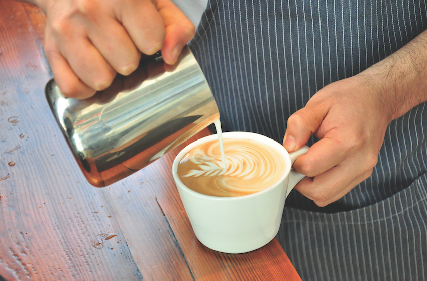 nosh breakfast coffee