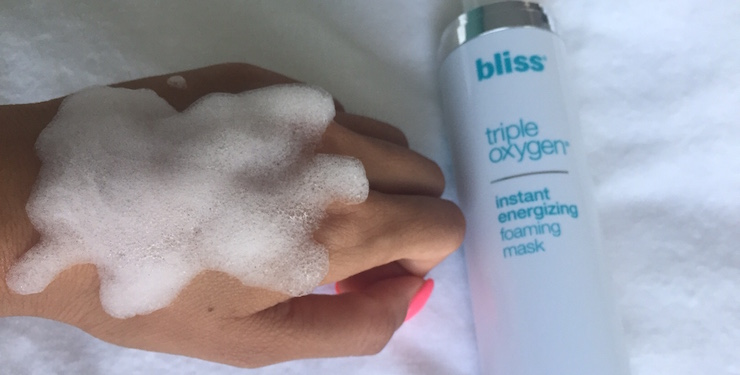 bliss triple oxygen before and after 2