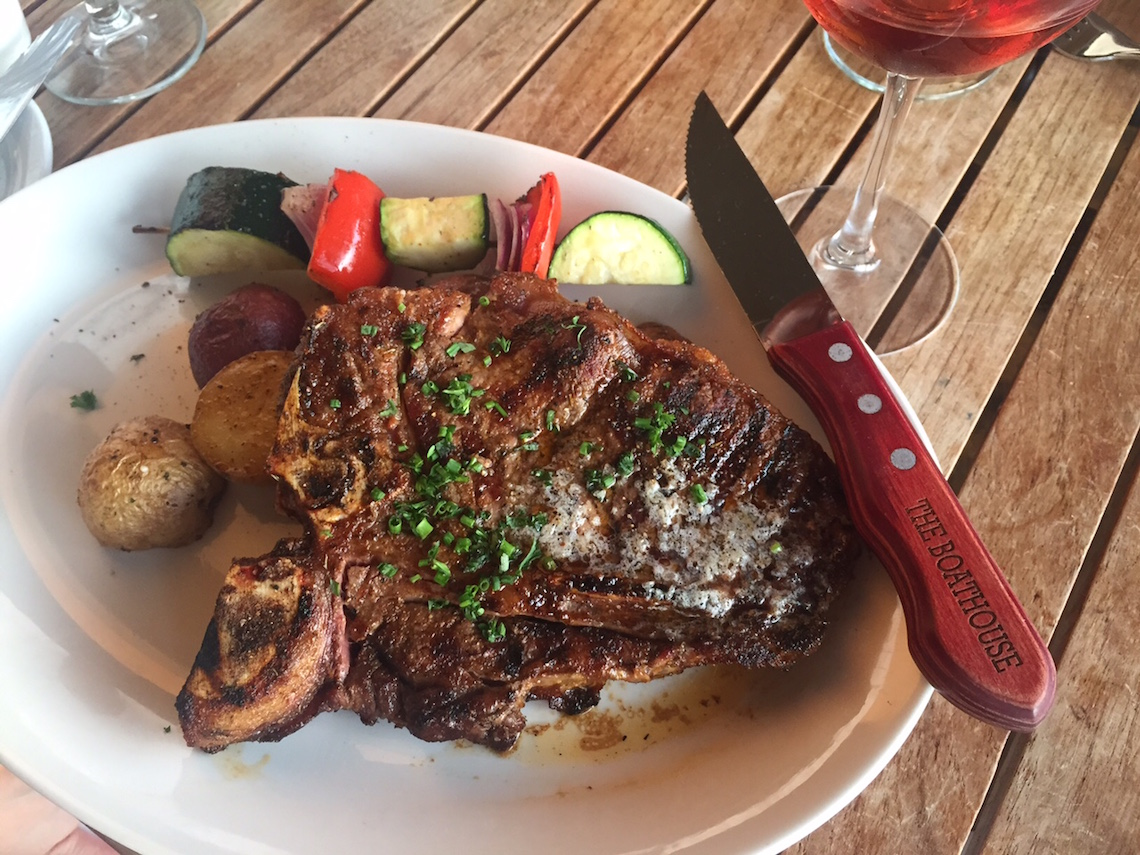 16 oz T-Bone Steak ($38.99)