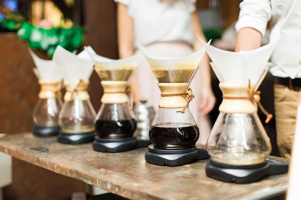 Jack Coffee Pour Over Brew Bar and Coffee Catering