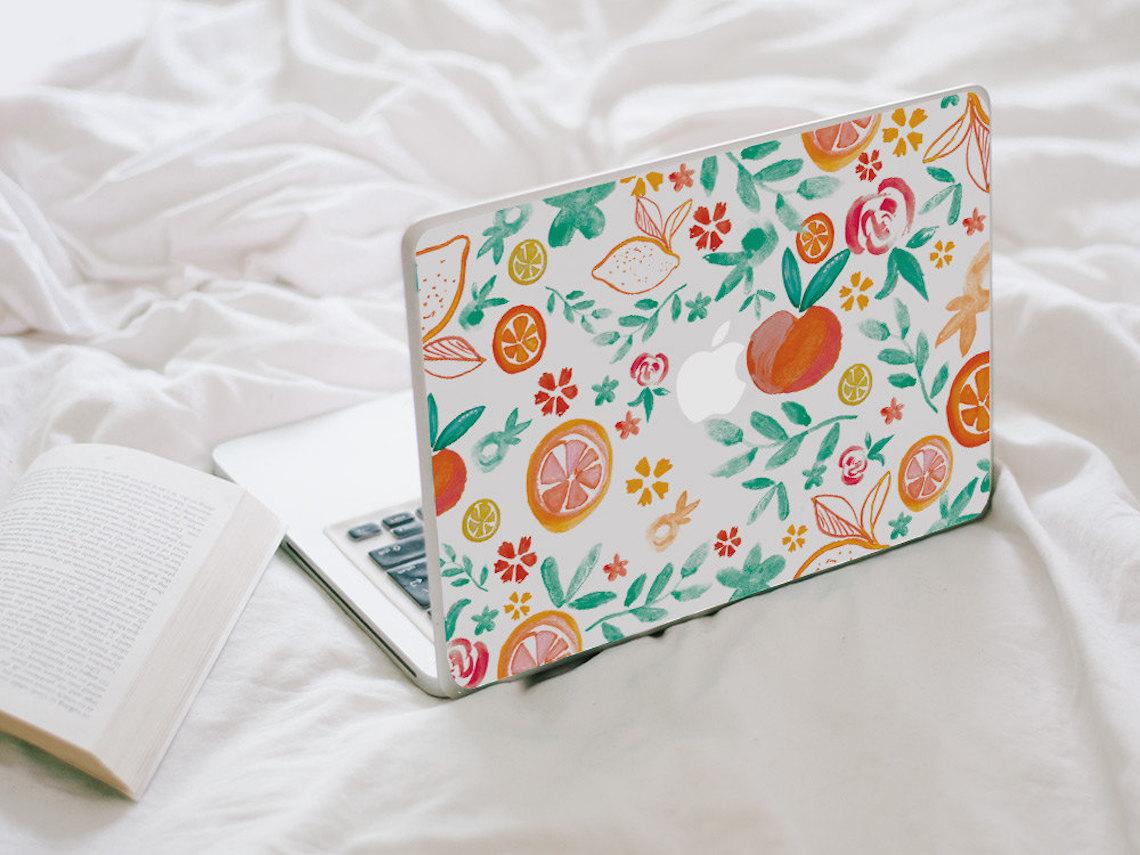 lauren by design vancouver macbook sticker