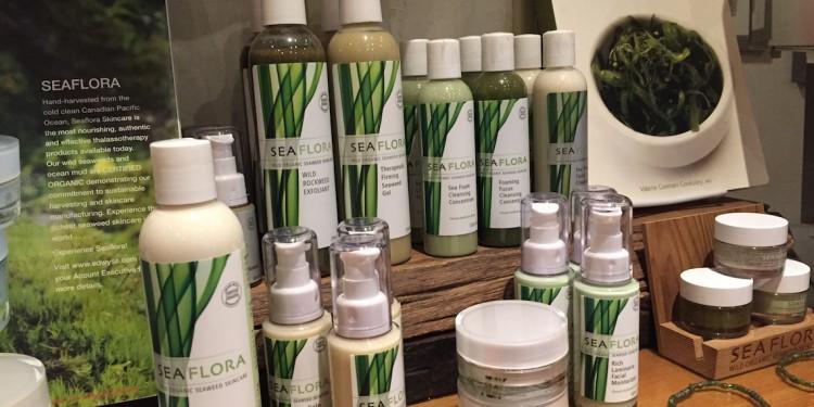 Sea flora Products at Semiahmoo Spa