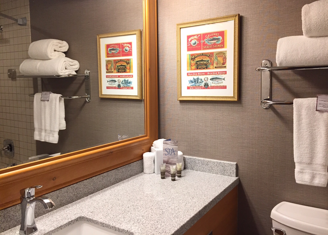semiahmoo resort bathroom