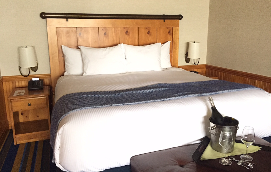 semiahmoo resort beds