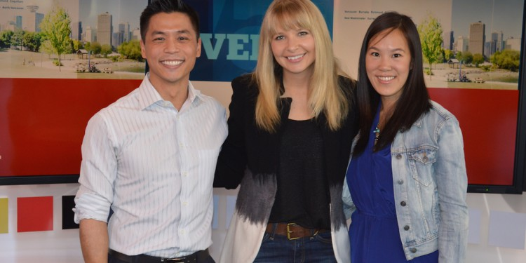 Andrew Chang and Johanna Wagstaffe from CBC Vancouver News at 6pm