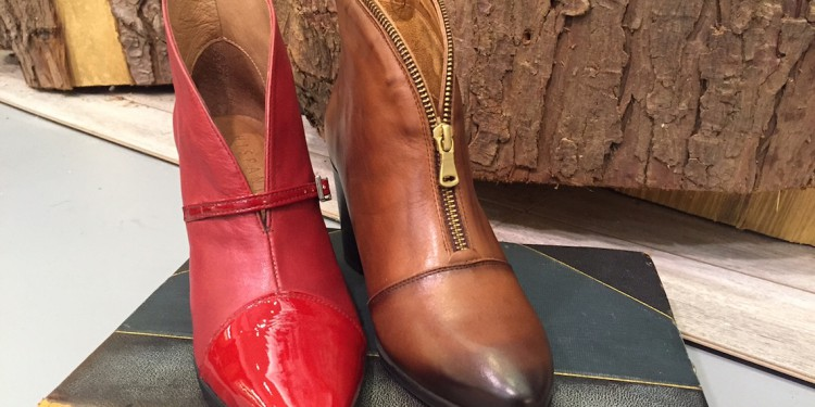 Fall Footwear Trend #4: The V-Cut Bootie