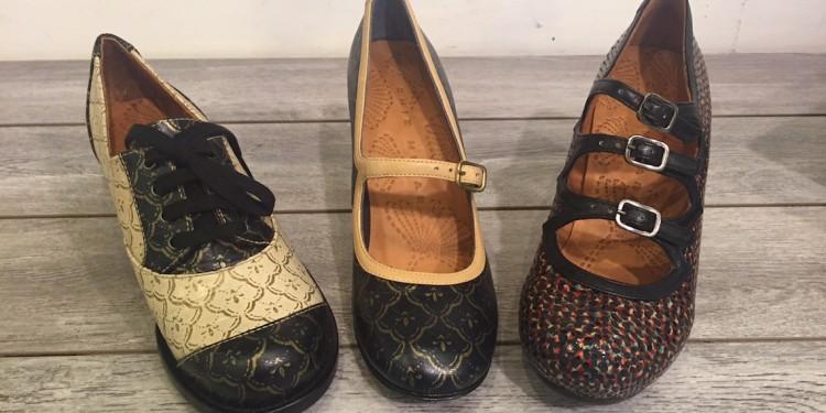 Fall Footwear Trend #5: Printed Textures