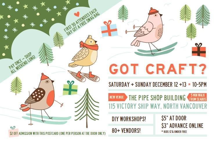Got Craft Holiday Market 2015