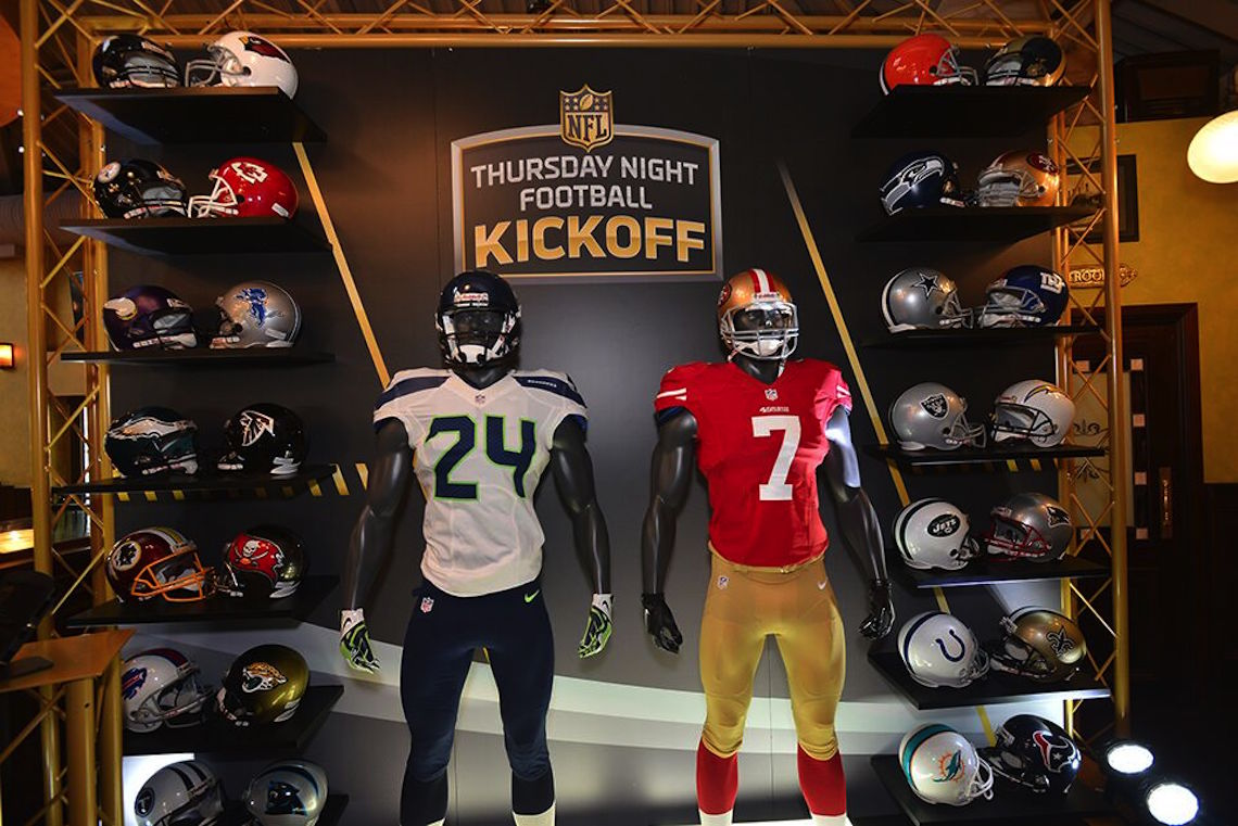 NFL Canada Vancouver Event