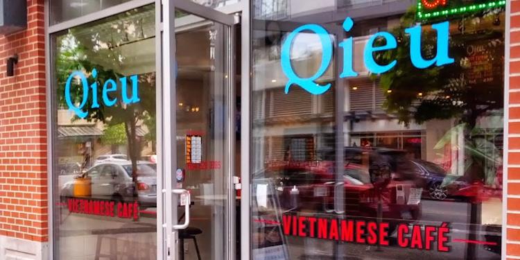 Qieu Cafe Tinsletown