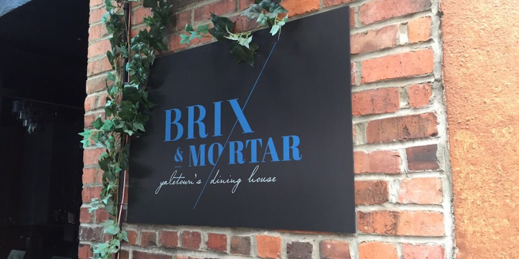 brix and mortar yaletown
